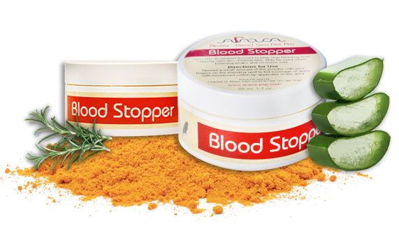 Arava blood stopper