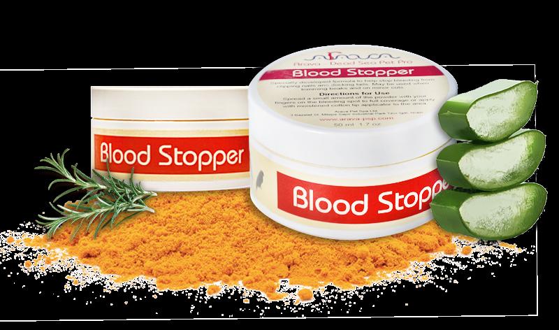 Arava blood stopper